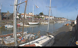 La Webcam du port de Noirmoutier
